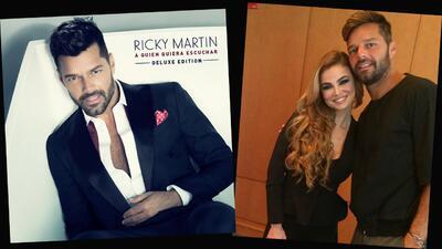 La Senadora se fue tras la pista de Ricky Martin en la presentación de s...