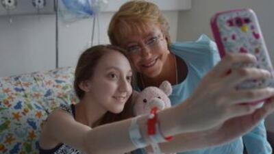 Muere la niña chilena que le pidió la eutanasia a Bachelet