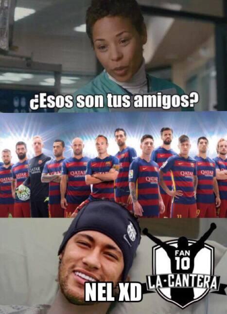 En memes: Neymar se inclina por los millones del PSG 20597305_1522853504...