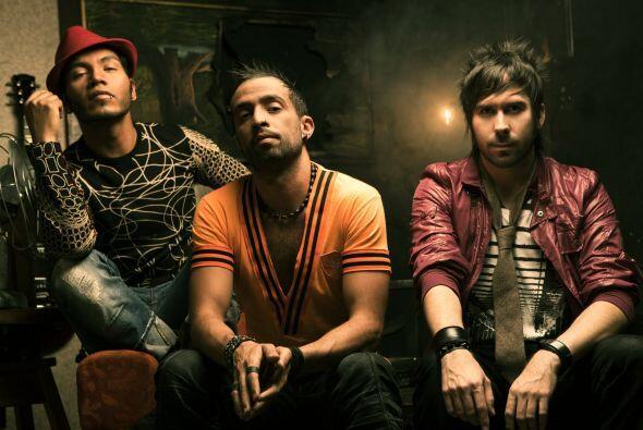 El grupo de balada pop Camila fue creada por los mexicanos Mario Domm, P...