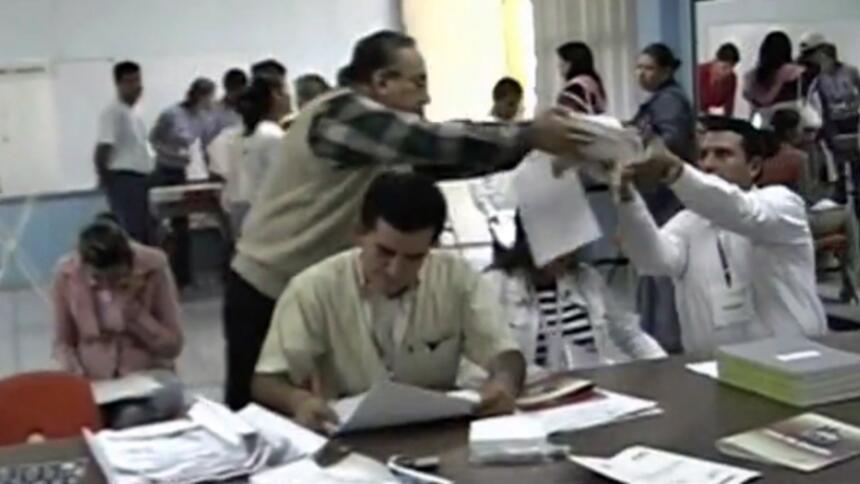 Elecciones en El Chapo