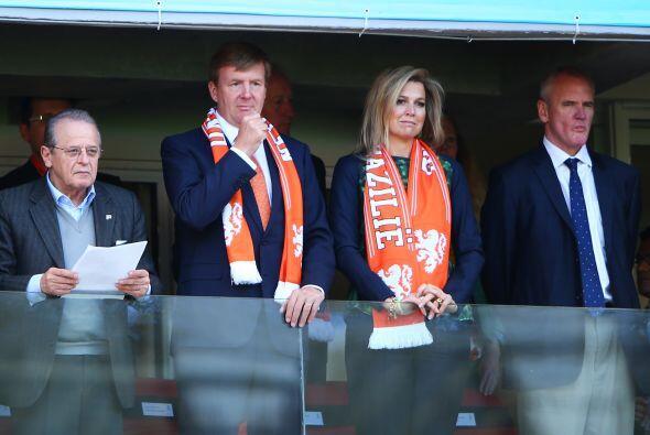 La reina de Holanda lleva sangre Argentina, pero en su corazón vive Hola...
