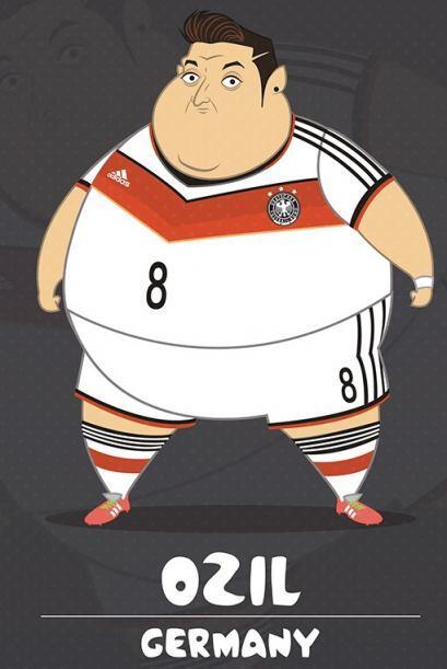 Previo al Mundial también realizó el mismo trabajo, pero ahora con jugad...