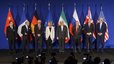 Irán llega a un acuerdo preliminar en tema nuclear