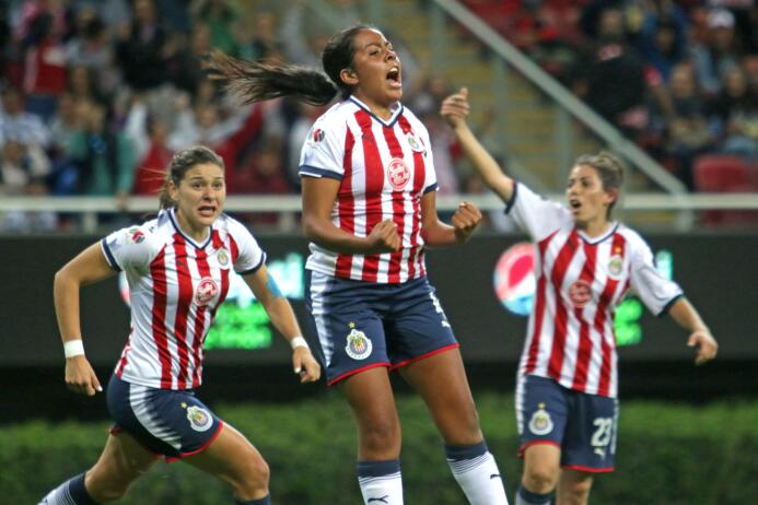 Gran final Liga MX femenil
