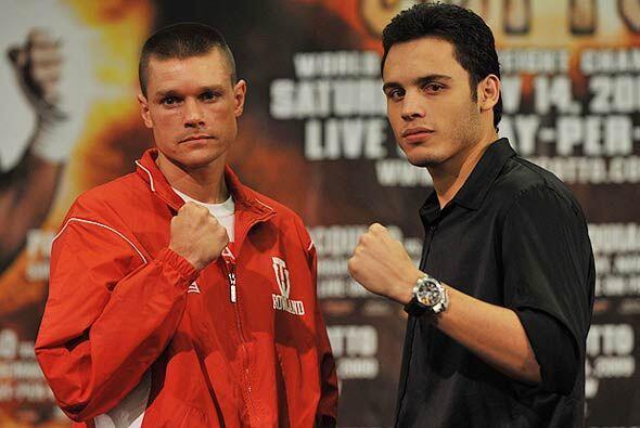Julio César Chávez Jr. enfrentará a Troy Rowland, en el combate más atra...