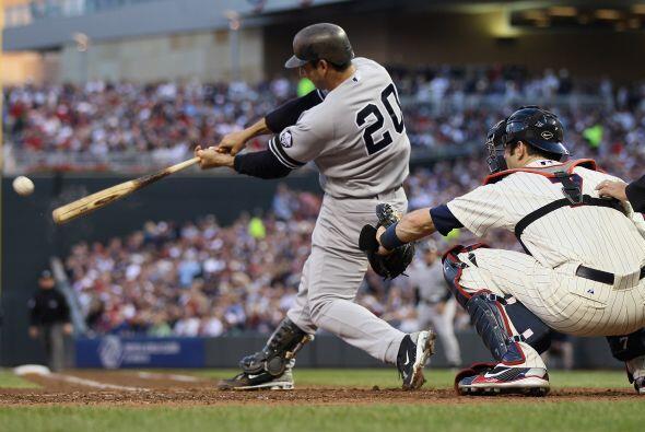 Los Yankees depsertaron y volvieron a borrar el marcador adverso.