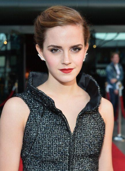 Emma Watson libera su lado más travieso y sensual cuando toma el pintala...