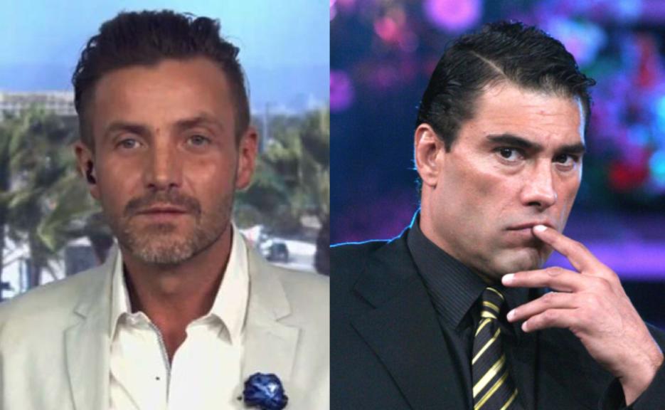 Paco Fuentes y Eduardo Yañez