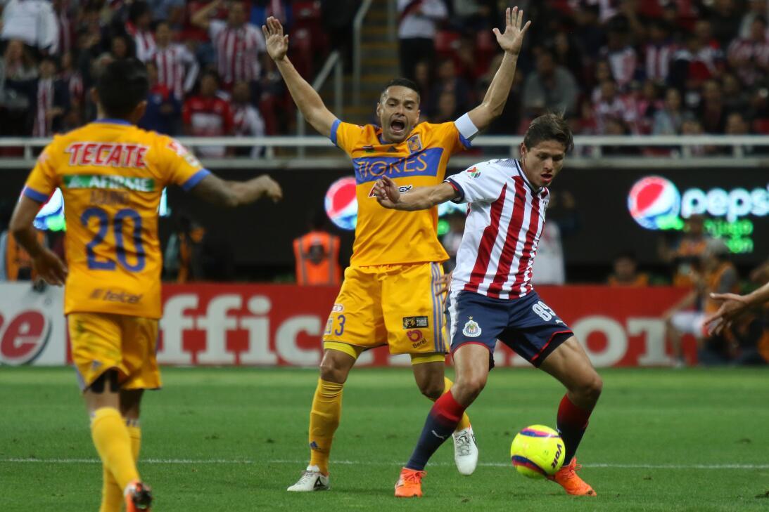 En fotos: Chivas deja casi sentenciado su fracaso en el Clausura 2018 20...