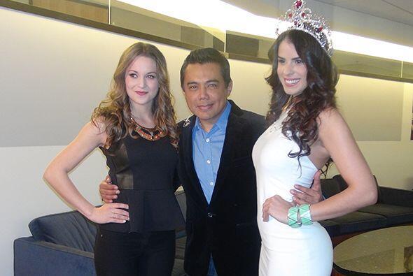 Ahí estaban Ligia de Uriarte que participó representando a Houston el añ...