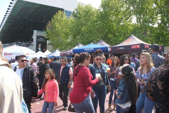 Hot 105.7 and 100.7 listeners enjoyed Dollar Day at Golden Gate Fields t...