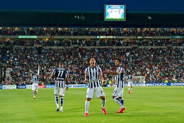 Pachuca y Querétaro abrieron las semifinales del Clausura 2015 de la Lig...