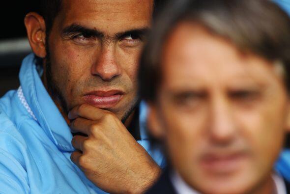 Pero si de polémicas se trata, ¿qué nos dicen del argentino Carlos Tévez...