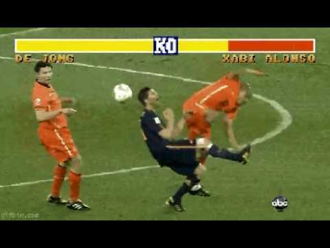 Los mejores memes en la exitosa carrera de Nigel de Jong, nuevo jugador...