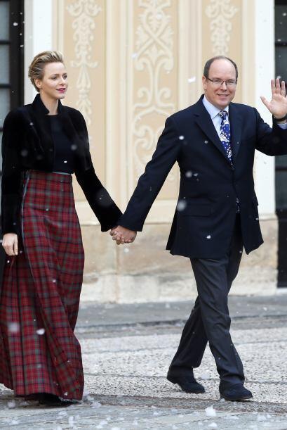 Por supuesto, los príncipes de Mónaco no se quedan atrás. Para comenzar,...