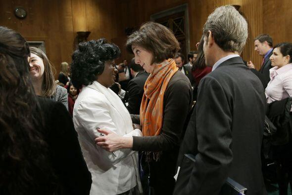 El 3 de febrero, el comité de Relaciones Internacionales del Senado de E...