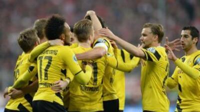 Bayern Munich vs. Borussia Dortmund