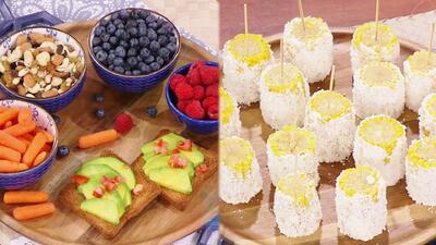 Consejos para tener un feliz regreso a clases y consentir a los hijos con deliciosas recetas