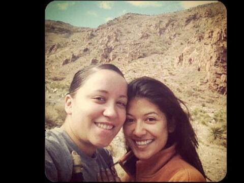 Te presentamos a Ruth Gómez, la comprometida de Karina Hermosillo.