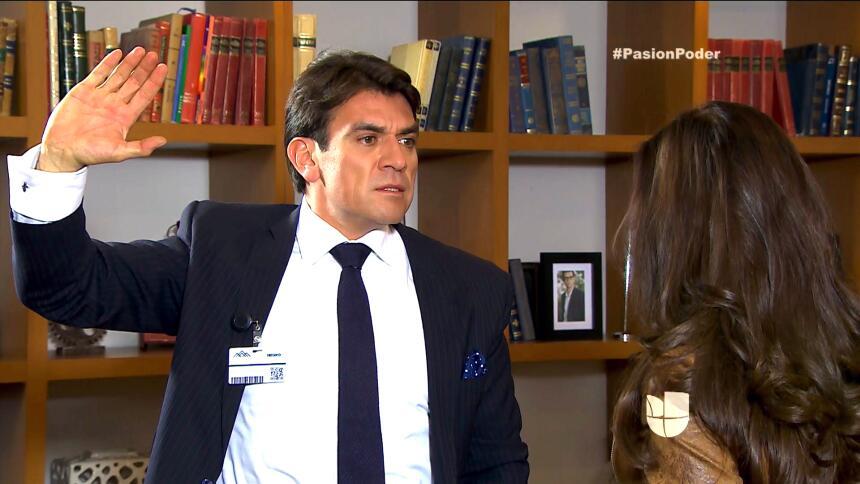 ¡Arturo descubrió la traición de Daniela con Eladio! B7C25D85A8AE419E92E...