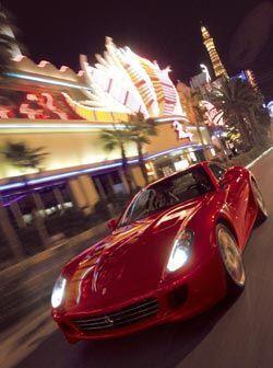 Los nuevos 599 GTB también tienen nuevas señales de estilización atracti...