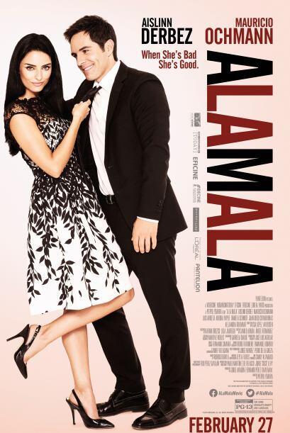'A La Mala', de los actores Aisliin Derbez y Mauricio Ochmann, es otro d...
