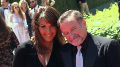 Familiares y amigos se despiden de Robin Williams