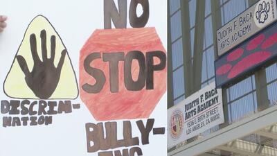 Cansados del bullying y el racismo, padres de estudiantes emprenden campaña contra el acoso escolar