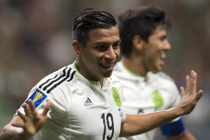 Ángel Sepúlveda (México): un gol