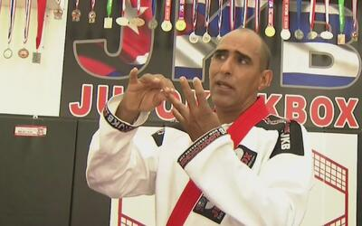 Todo sobre la combinación entre las artes marciales de judo y kickboxing