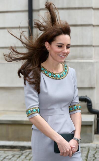 Kate Middleton repitió un atuendo entero que portó en 2012, ¡pero vaya q...