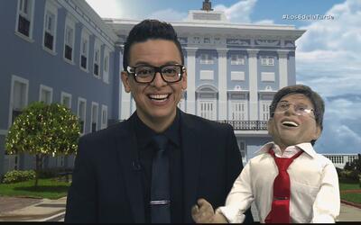 """""""El Gobe"""" se apareció en Los 6 de la Tarde"""