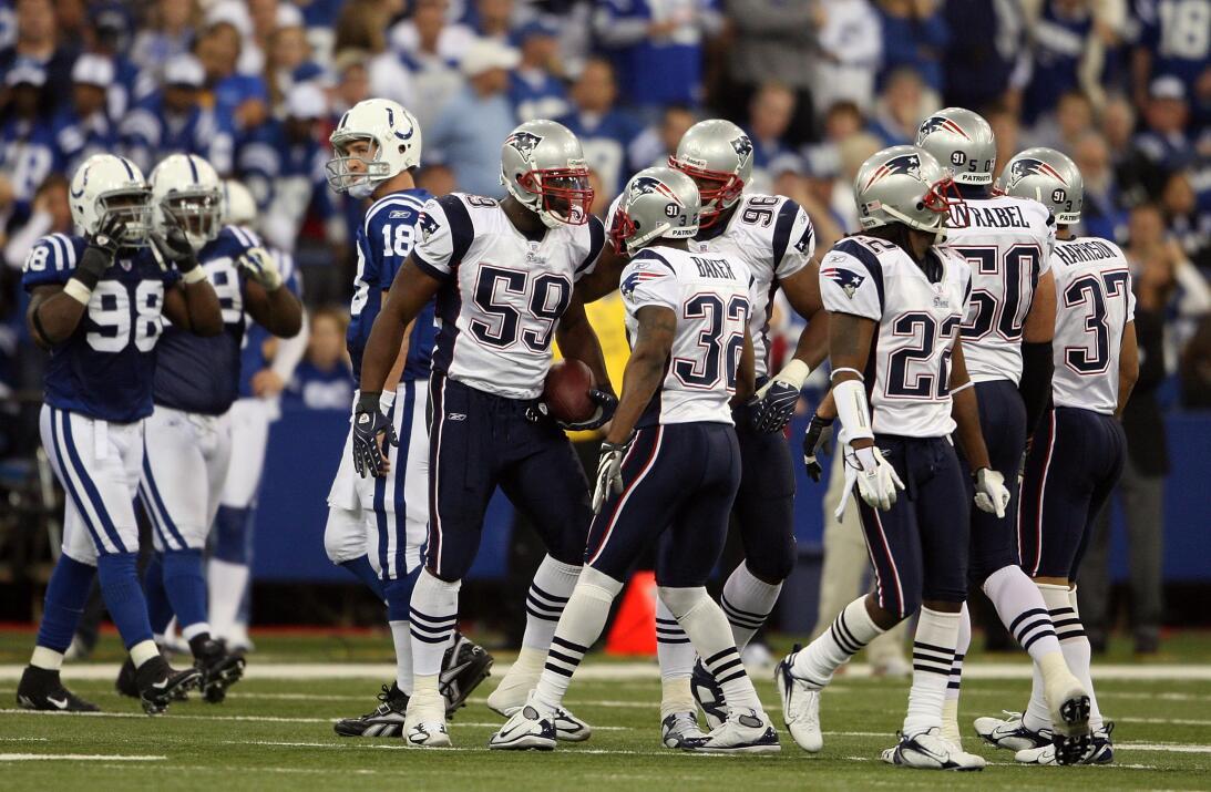Mejores ofensivas NFL