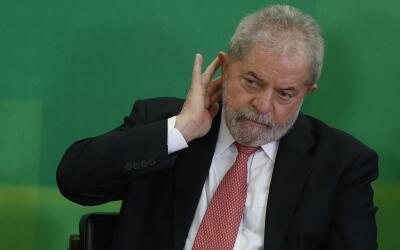 Lula siempre negó categóricamente los cargos y los atribuy...