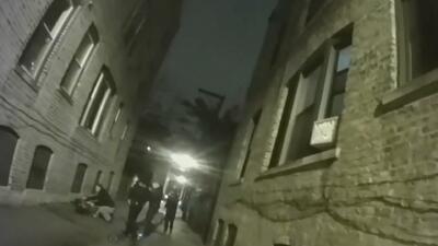Universidad de Chicago revela video del momento en el que un policía hirió a un estudiante