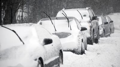 EEUU está bajo el azote de una tormenta invernal