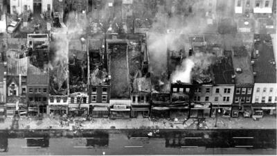 El día que ardió Washington: la ira tras el asesinato de Martin Luther King