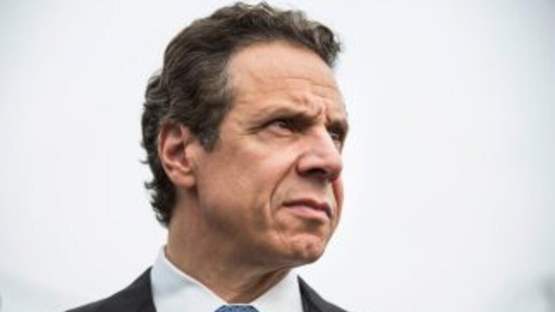 """Andrew Cuomo dijo que el estado de NY es un """"refugio"""" para aqu..."""