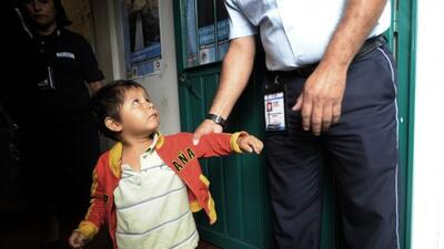 Save the Children pidió a México y Estados Unidos que tomen medidas para...