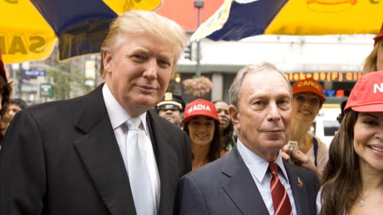 Neoyorquinos y multimillonarios, potenciales rivales por la presidencia
