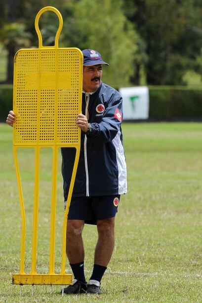 Las derrotas ante Uruguay por 0-1, en el Campín de Bogotá, y ante a Chil...