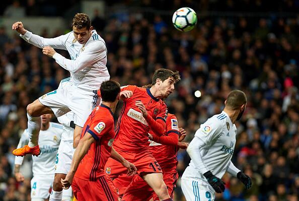 En fotos: Fiesta y exhibición del Real Madrid pensando en el PSG 9166873...
