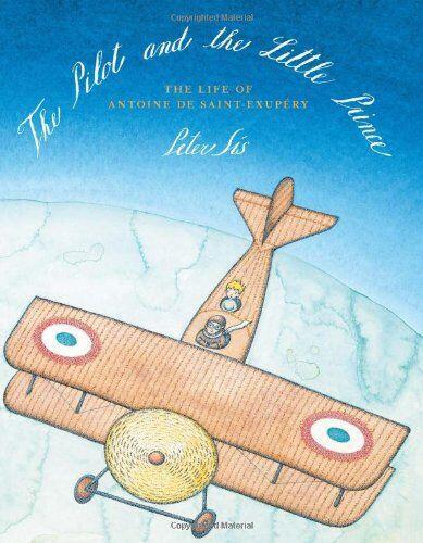 THE PILOT AND THE LITTLE PRINCE - La historia abarca la infancia, la pas...