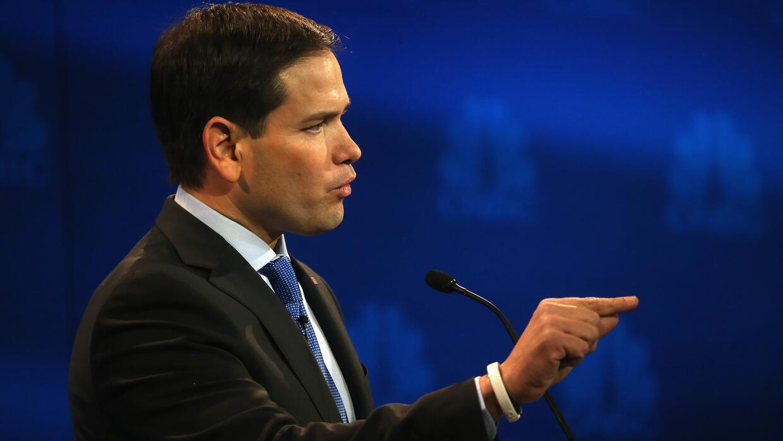 Rubio planteó un sistema migratorio basado en el mérito