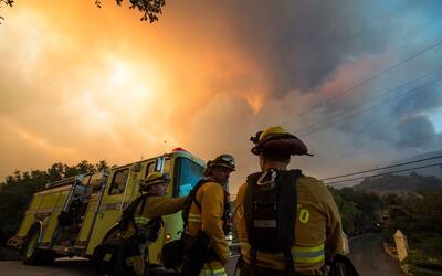 Se eleva a 38 la cifra de muertos en California, en la semana de incendi...
