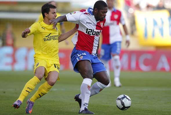 En otro encuentro disputado, el Villarreal recibió al alicaído Sevilla.