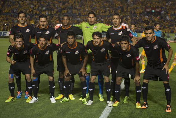 En la Copa MX del Clausura 2014, los Alebrijes de Oaxaca dieron la sorpr...