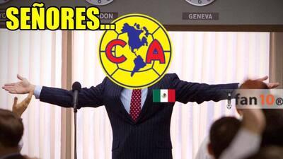 Los memes aplaudieron el triunfo de América y ya esperan el Real Madrid