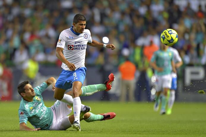 La situación de Joao Rojas parece definitiva, no seguiría en Cruz Azul....